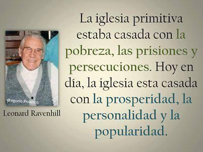 Reflexiones - Leonard Ravenhill