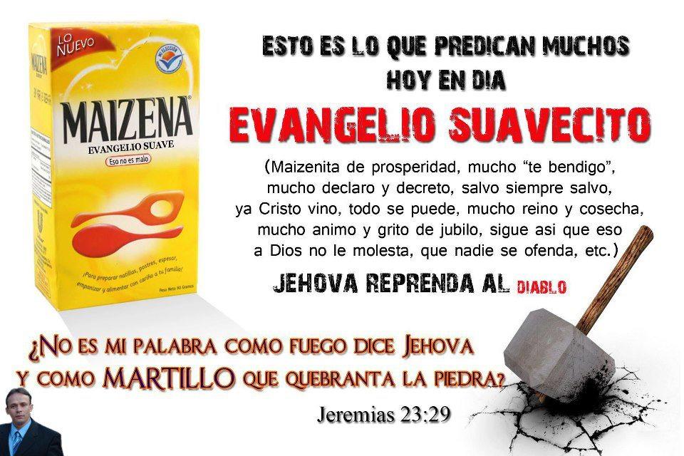 Evangelio suavecito