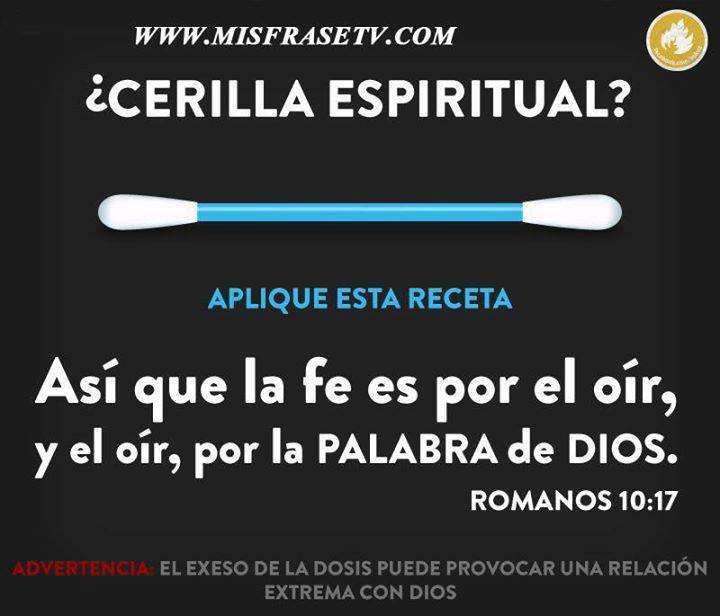 La cerilla espiritual