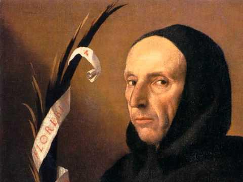 Jerónimo Savonarola (1452-1498)