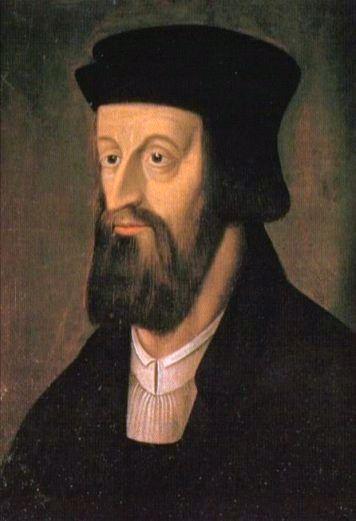 Juan Hus (1370-1415)