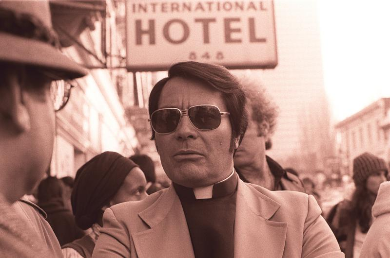 La Secta de Jim Jones