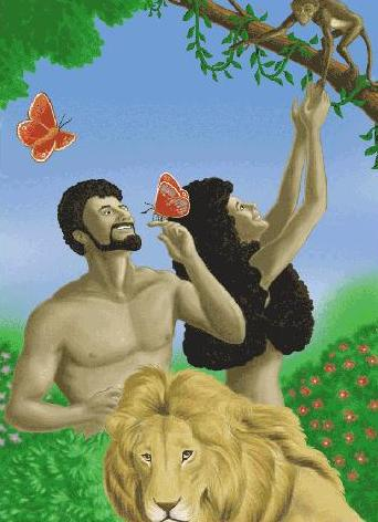 """¿Cuál era el """"fruto prohibido"""", una manzana o el sexo?"""