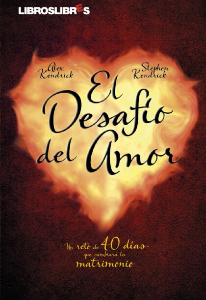 Libro: El desafió del amor