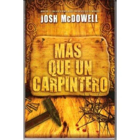 Libro: Mas que un carpintero - Josh McDowell