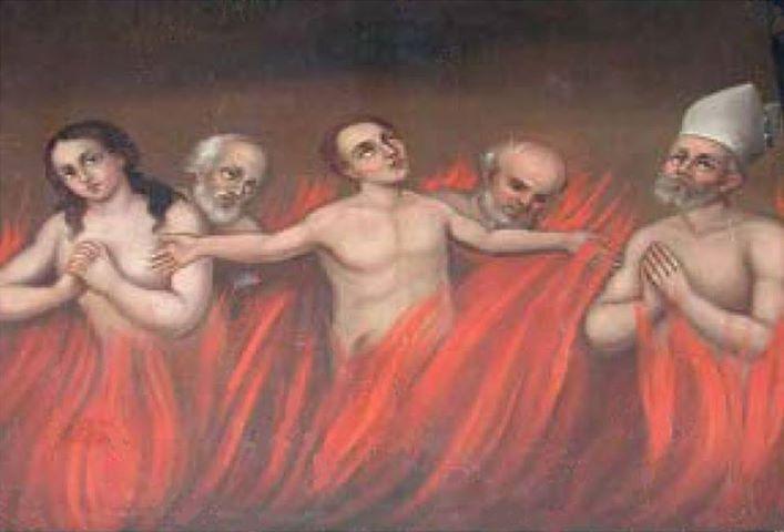 ¿El purgatorio Existe? ¿Se explica en la Biblia?