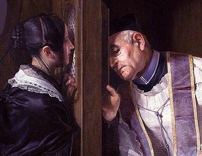 Confesión de pecados a sacerdotes - ¿Qué dice la Biblia?