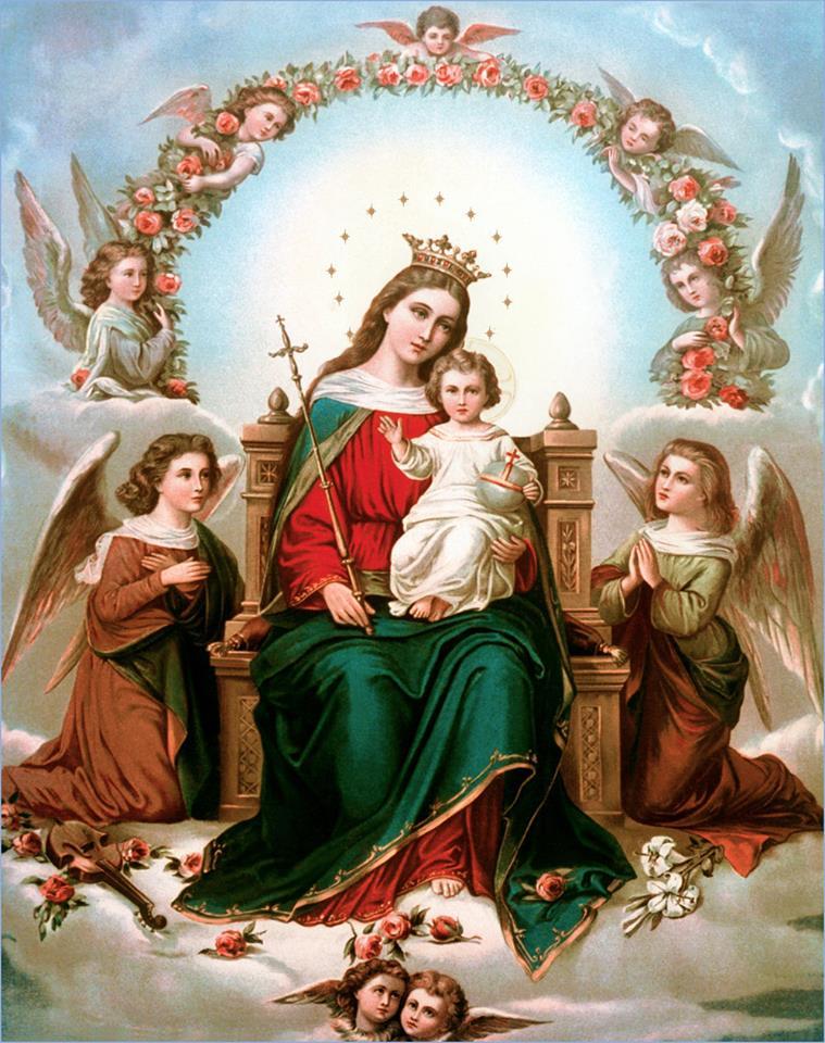 ¿María la madre de Dios? ¿Qué dice la Biblia?