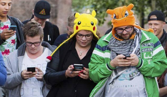 Cuidado con Pokemon Go! Juego extremadamente satánico