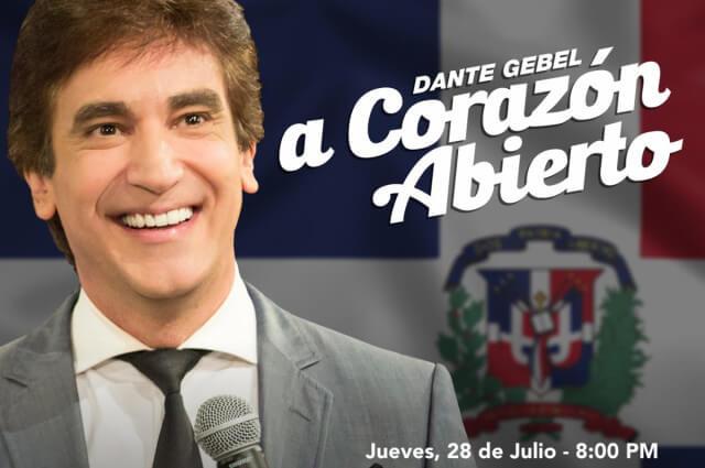 República Dominicana rechaza públicamente a Dante Gebel