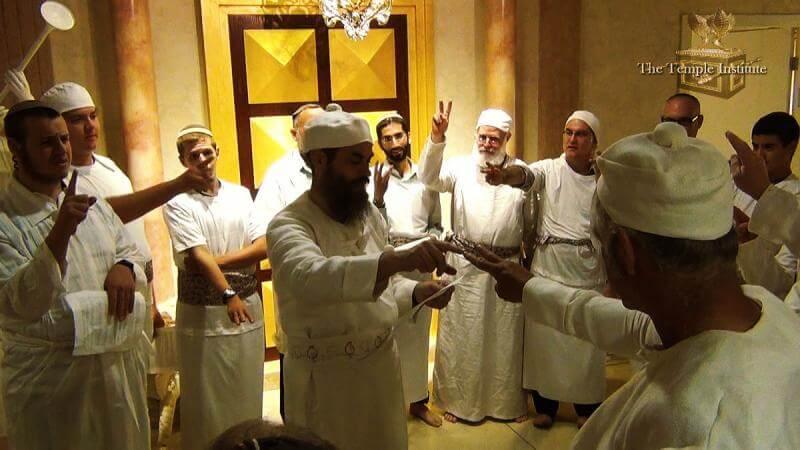 Tiempos Finales: Sacerdotes del Tercer Templo se preparan para comenzar Sacrificios