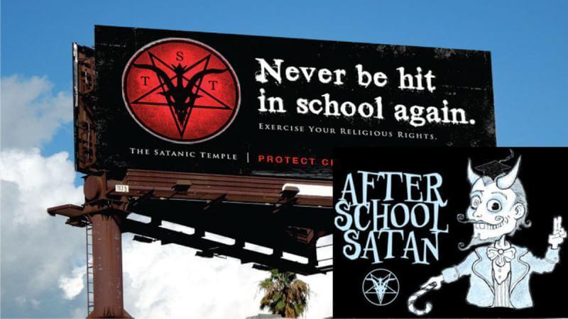 Satanistas quieren imponer su fe Diabólica en las Escuelas de Estados Unidos