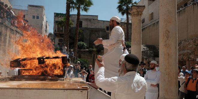 Alerta Profética: Eligen al Sumo Sacerdote para el Tercer Templo