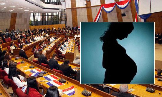 Congreso de Paraguay defiende la vida y rechaza el aborto