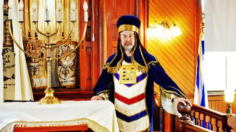 ¿La Última Semana de Daniel? Eligen el Nuevo Sumo Sacerdote del Tercer Templo