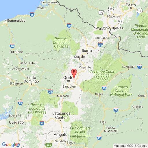 Temblor de 4,6 cercano a Quito sorprende a capitalinos