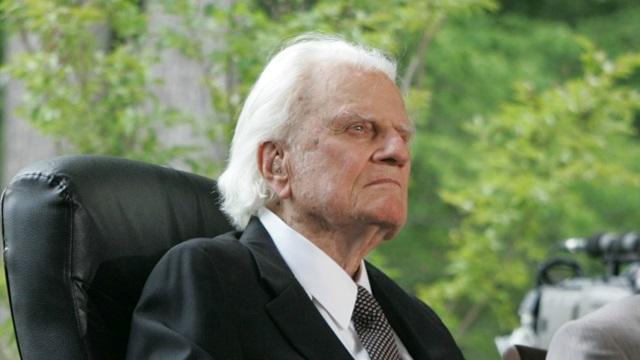 """Billy Graham: """"Paren de adivinar cuándo será la segunda venida de Jesús"""""""