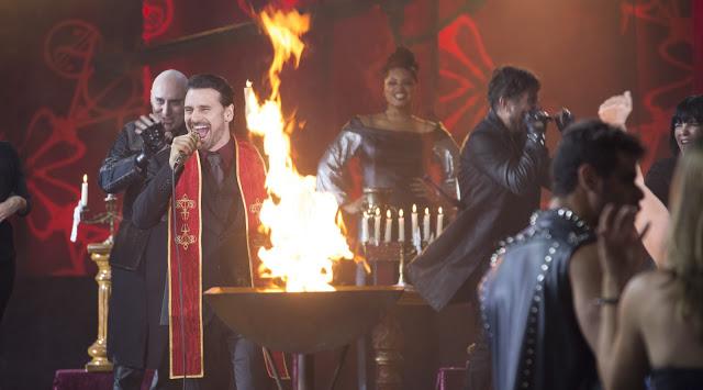 Película muestra a Satanás abriendo una Iglesia e incentivando al Pecado