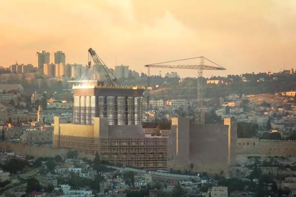 ¿Es Tiempo Qué Los Judíos Construyan El 'Tercer Templo' De Jerusalén?