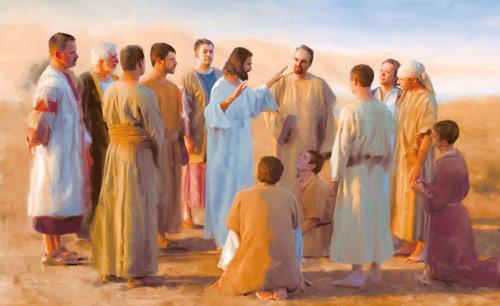 La apariencia externa de Cristo