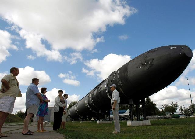 """Rusia llama """"Satanás 2"""" a su mayor y devastador misil nuclear"""