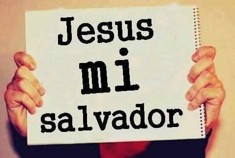 Jesús es Salvador y Señor