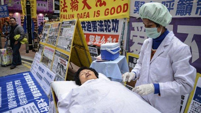 Gobierno chino mató a cristianos para extracción de órganos