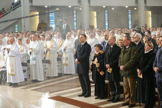 """Jesucristo es llamado en evento público """"rey de Polonia"""""""
