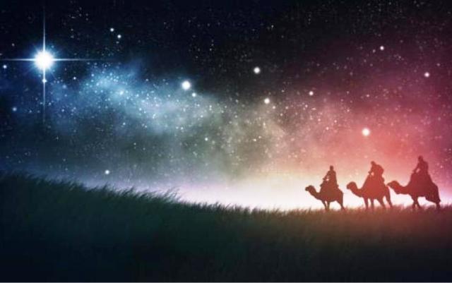 Estrella de Belén fue en realidad alineación planetaria