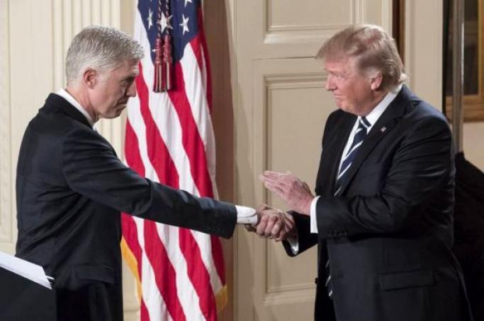 Donald Trump asigna a Juez Cristiano para la Corte Suprema