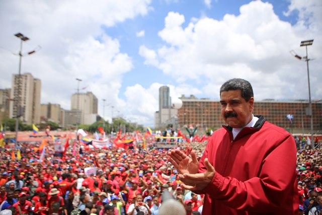 Militantes socialistas invaden iglesias en Venezuela