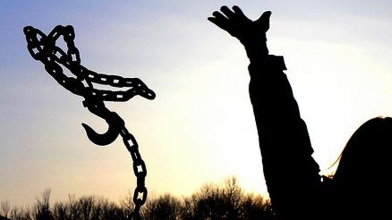 No más esclavos
