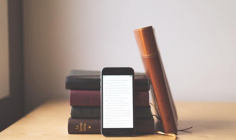 En Brasil aumento la distribución de biblias en formato digital