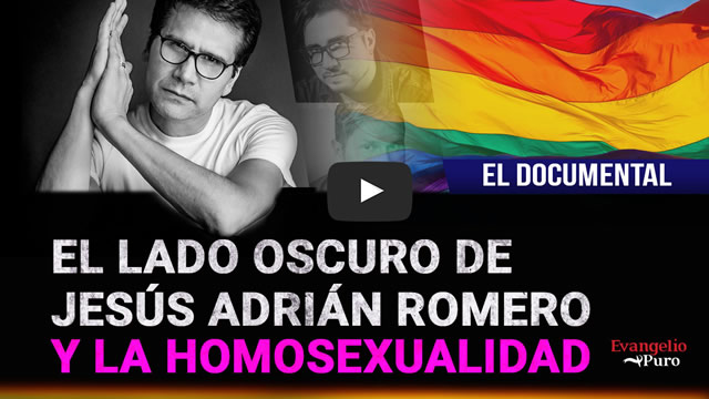 El video que Jesús Adrián Romero ha bloqueado en youtube