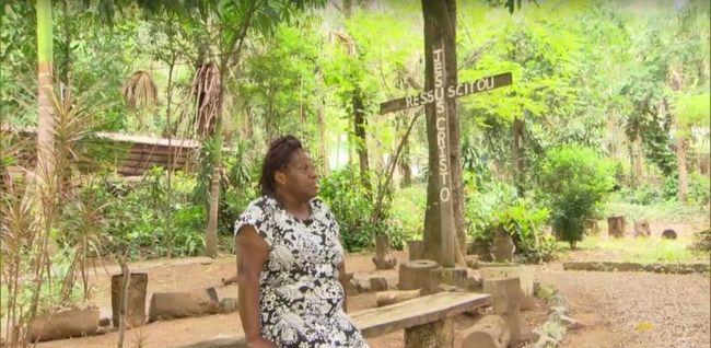 """Ex """"bruja de Cracolandia"""" acepta a Jesús y quiere ser misionera"""