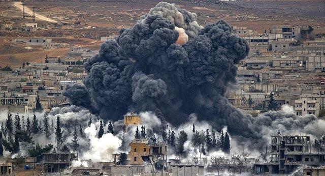 Relacionan bombardeo en Siria con profecía de la Biblia