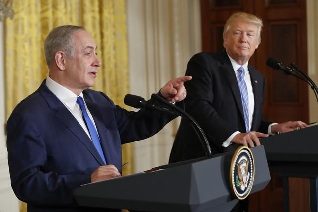 Israel apoya por completo a Trump por bombardear Siria