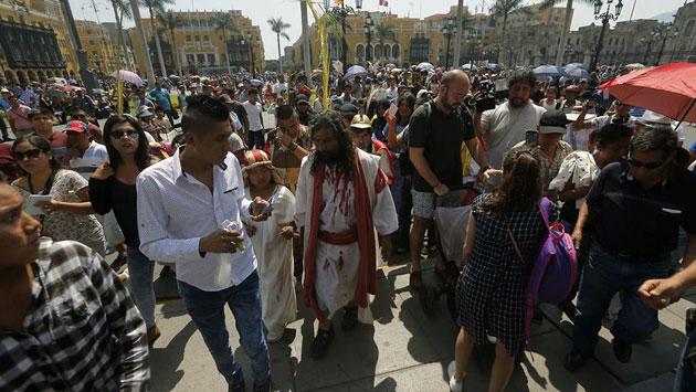 92% de peruanos afirma creer en Dios, dice encuesta