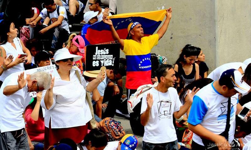 Pastores de Venezuela esperan un avivamiento en medio del caos social