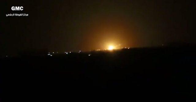 Israel bombardea objetivos en Siria, aumentando la tensión en la región