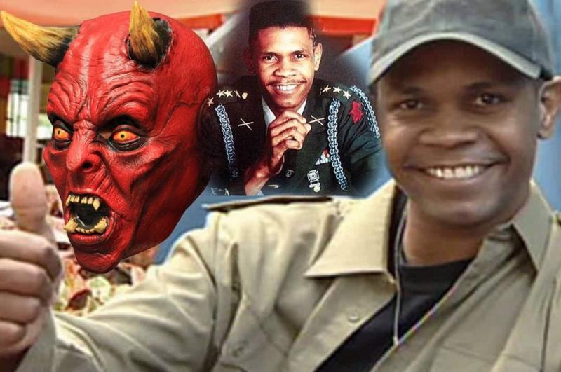 """El General culpa a """"Satanás"""" de haber producido música para el mundo"""