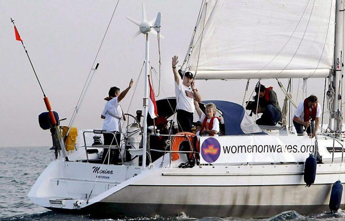 """Piden que """"barco del aborto"""" que causó polémica no vuelva a entrar a México"""