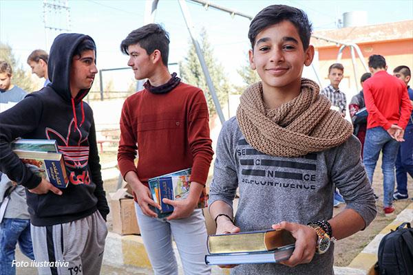 Más de 50.000 biblias serán distribuidos por misioneros en Irak