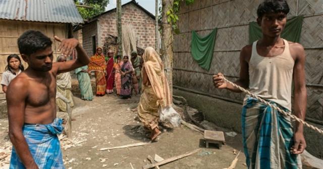 Cada 40 horas ocurre un ataque contra los cristianos indios
