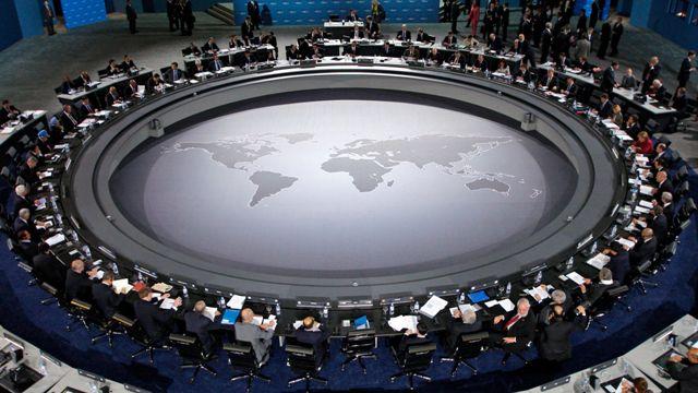 """Mayoría de la población mundial desea """"gobierno global"""""""