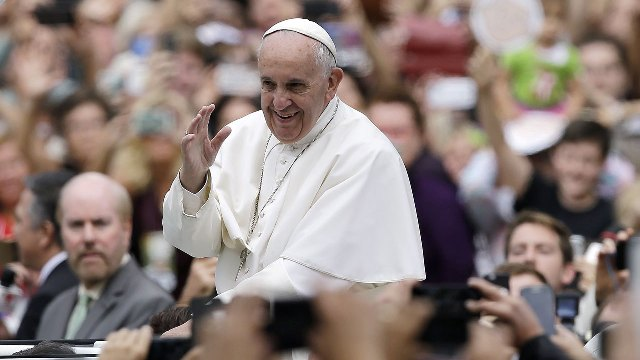 Papa hará celebración de Pentecostés con evangélicos en Vaticano
