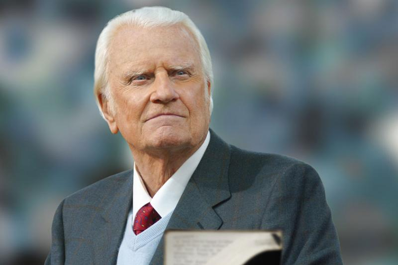 Billy Graham: Quienes no leen Biblia son ignorantes de la voluntad de Dios