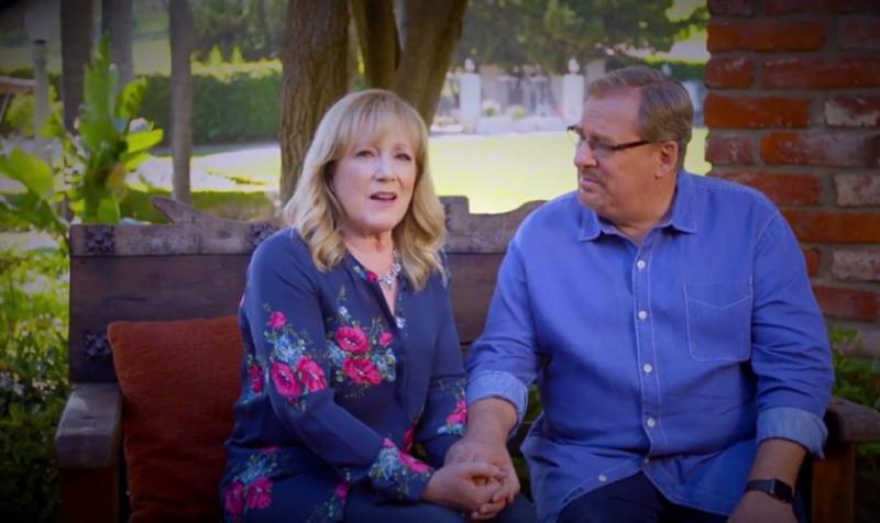 Esposa de Rick Warren cuenta cómo se libró del divorcio