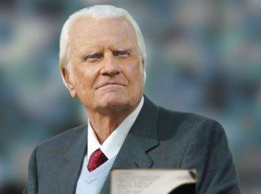 """Billy Graham: """"El mundo está lleno de odio porque se ha olvidado de las palabras de Jesús"""""""