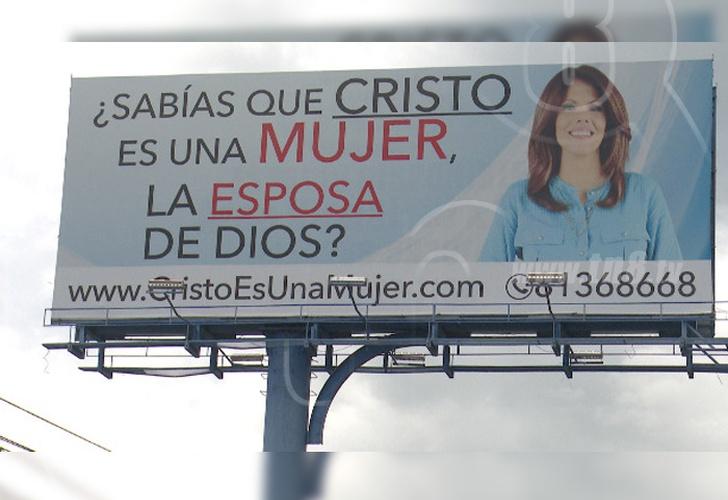 Nicaragua censura a esposa del Anticristo José Luis de Jesús Miranda